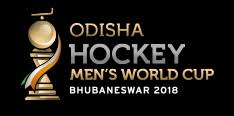 HOCKEY MEN'S WORLD CUP BHUBANESWAR 2018