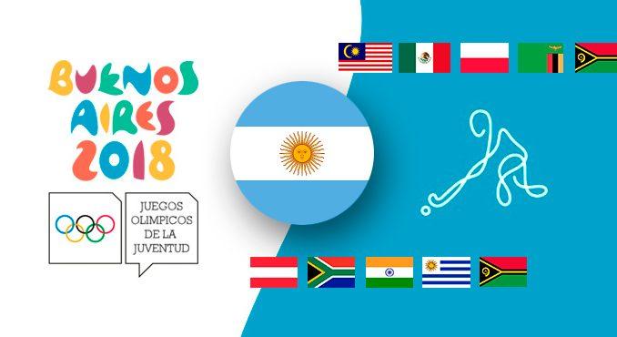 Juegos Olimpicos De La Juventud Ba2018 Argentina A Horas Del Debut