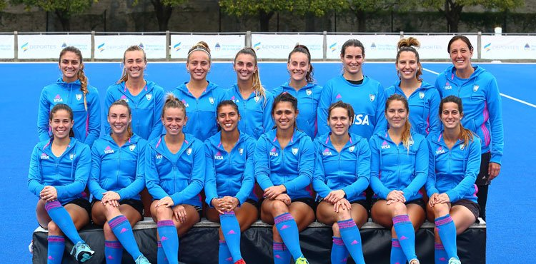 Champions Trophy Changzhou 2018: LAS LEONAS PARTEN RUMBO A CHINA