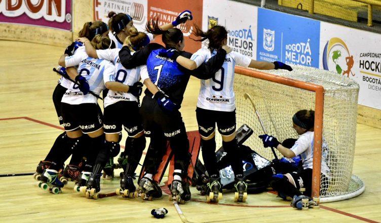 Hockey sobre Patines: CAMPEONES DE TODO EN EL PANAMERICANO DE BOGOTA