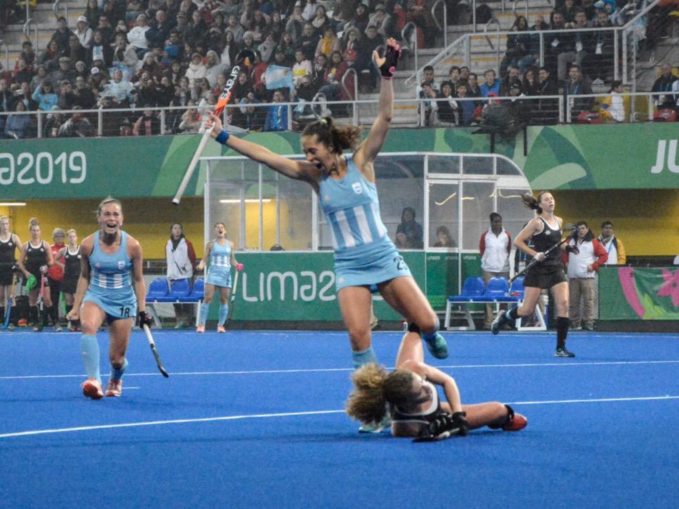 Juegos Panamericanos Lima 2019: MEDALLA DE ORO Y LA PLAZA OLÍMPICA PARA LAS LEONAS