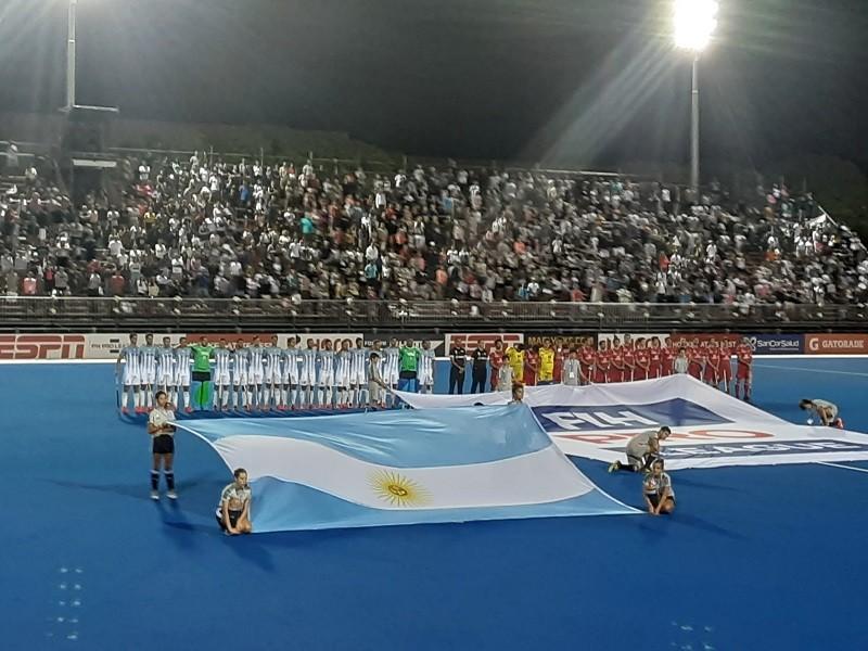 FIH Pro League: GOLEADA DE LOS LEONES EN EL SEGUNDO PARTIDO FRENTE A ESPAÑA