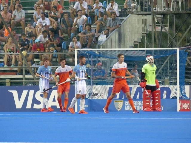 FIH Pro League 2020: SEGUNDO EMPATE DE LOS LEONES FRENTE A HOLANDA EN BUENOS AIRES