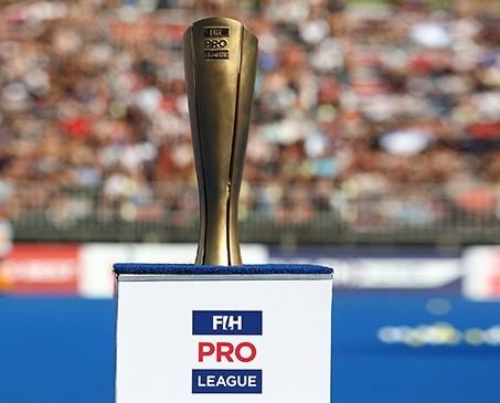 FIH Pro League: LA FIH ANUNCIÓ EL CALENDARIO DE PARTIDOS PARA COMPLETAR LA TEMPORADA 2020/21