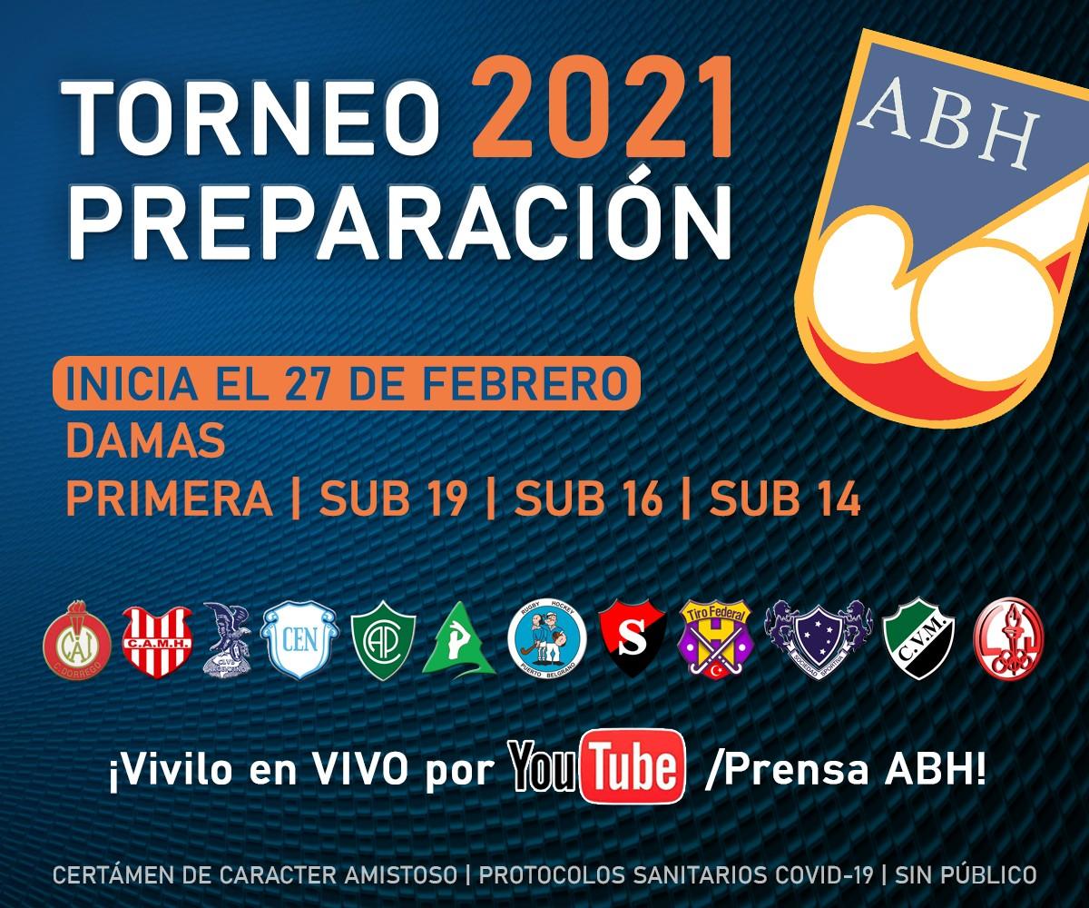 Bahia Blanca: LA ABH PONE PRIMERA CON EL TORNEO DE PREPARACIÓN