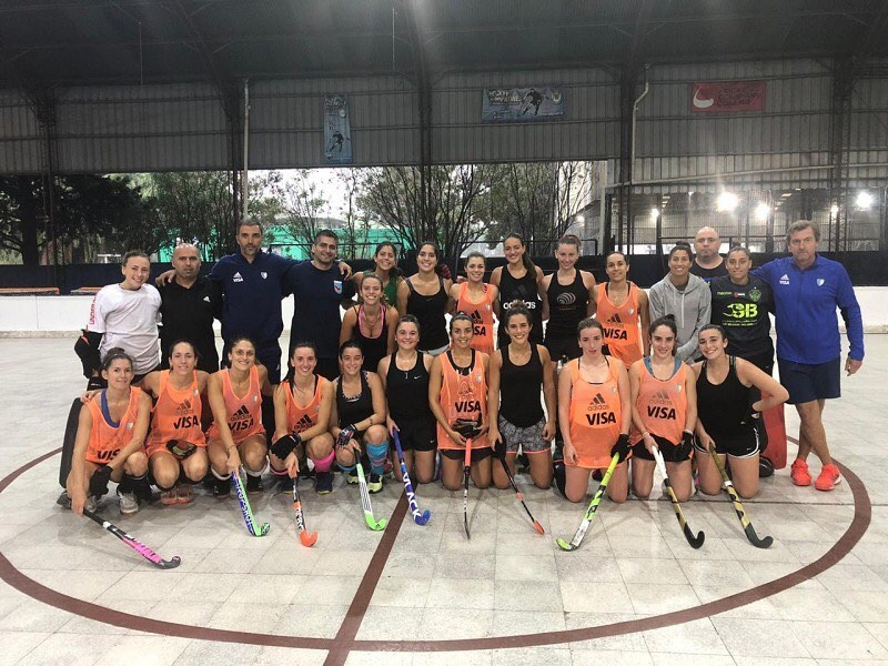 Hockey Pista: ASÍ SERÁ EL CAMINO DE ARGENTINA EN EL PANAMERICANO