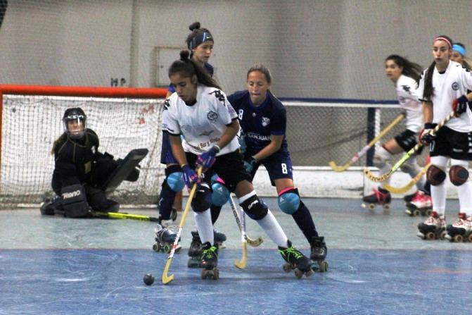 Hockey Sobre Patines: EN SAN JUAN, CONCEPCIÓN GANO Y ES LÍDER DEL VALENTÍN MARTINAZZO
