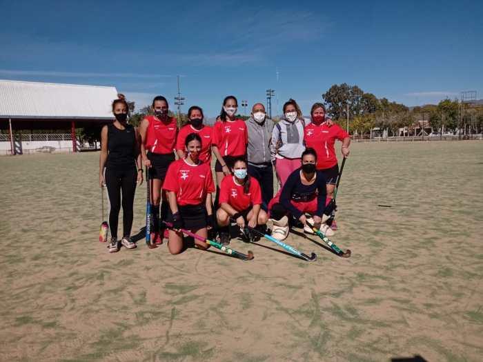 San Juan Damas: JOCKEY CLUB SUMOS SUS PRIMEROS PUNTOS EN EL TORNEO MASTER 30