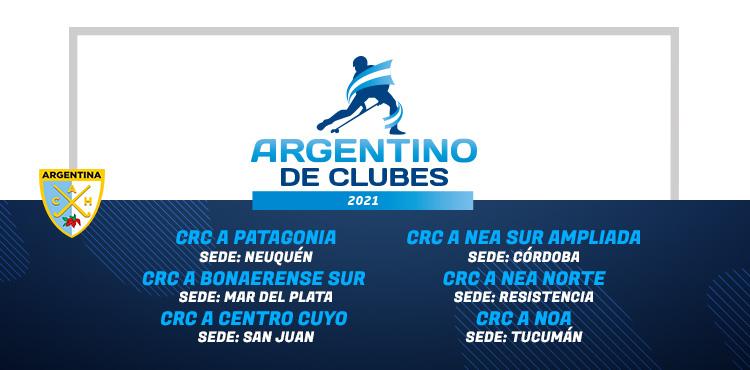 Regional Clubes: SE REANUDÓ LA COMPETENCIA A NIVEL NACIONAL