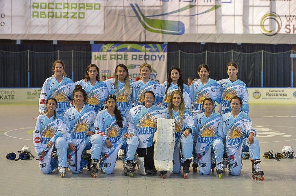 Hockey En Línea Damas: ARGENTINA FINALIZO QUINTA EN EL MUNDIAL
