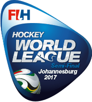 HOCKEY WORLD LEAGUE DAMAS SEMIFINAL