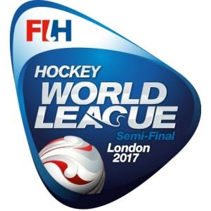 HOCKEY WORLD LEAGUE CABALLEROS SEMIFINAL