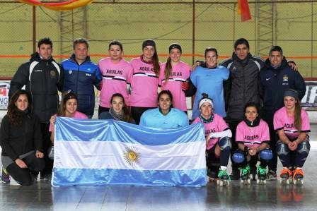 HockeySobrePatinesAguilas